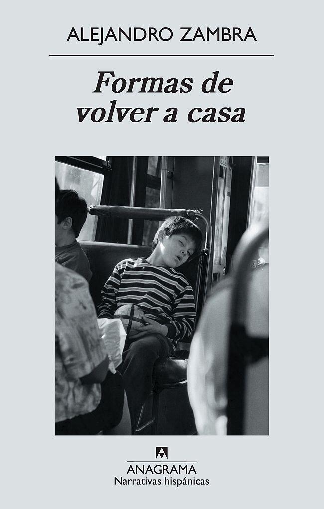 "Portada de ""Formas de volver a casa"" (Anagrama, 2011)."